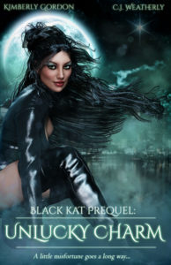 Book Cover: Black Kat 0: Unlucky Charm