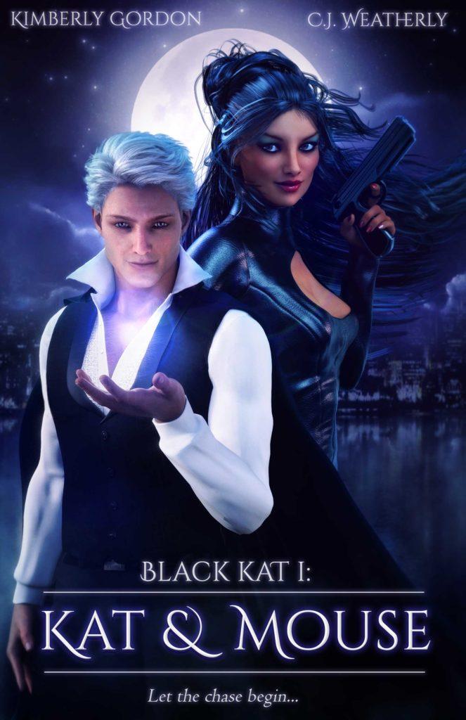 Book Cover: Black Kat I: Kat & Mouse