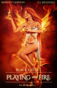 Book Cover: Black Kat III: Playing with Fire